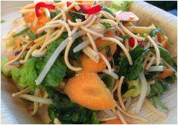 Asian Green Salad